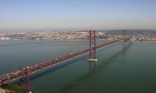 Zdjecie PORTUGALIA / Algarve / MOST 25 KWIETNIA / PORTUGALIA-LIZBONA