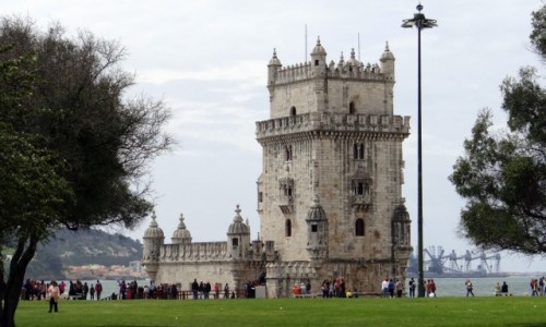 Zdjęcie PORTUGALIA / Lisboa / Belém / Torre de Belém