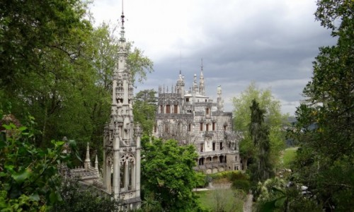 PORTUGALIA / Lisboa / Sintra / Sekrety mason�w, templariuszy, alchemik�w...