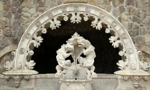 PORTUGALIA / Lisboa / Sintra / Stra�nicy tajnego przej�cia