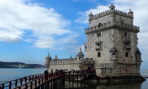 Zdjecie PORTUGALIA / zachodnia część Półwyspu Iberyjskiego / Lizbona / Belem