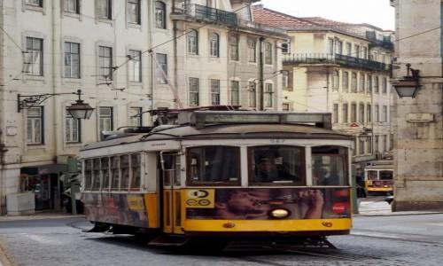 PORTUGALIA / zachodnia cz�� P�w. Iberyjskiego / Lizbona / Linia 28
