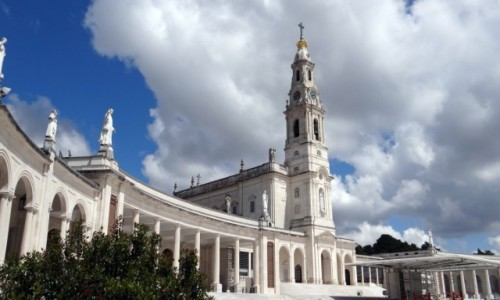 Zdjecie PORTUGALIA / Santaré / Fátima / Sanktuarium MB Fatimskiej