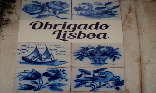 Zdjęcie PORTUGALIA / zachodnia część Płw. Iberyjskiego / Lizbona / Lizbona