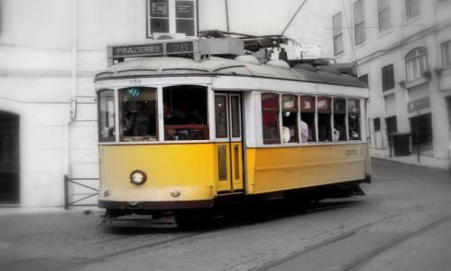 Zdjęcie PORTUGALIA / zachodnia część płw. Iberyjskiego / Lizbona / Obrazek z Lizbony