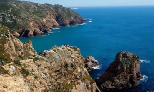 Zdjecie PORTUGALIA / zachodnia część Półwyspu Iberyjskiego / Cabo da Roca / Cabo da Roca