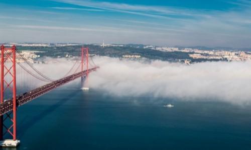 Zdjecie PORTUGALIA / lisbona / lisbona / most