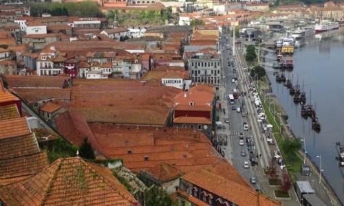 PORTUGALIA / p�noc / Vila Nova de Gaia / Tam, gdzie dojrzewa porto