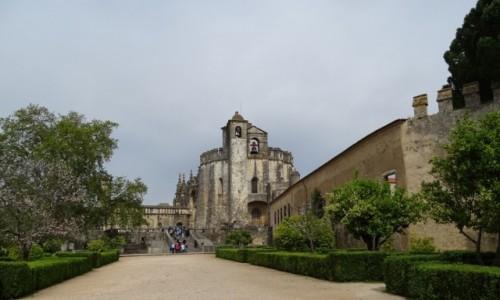 PORTUGALIA / Centrum / Tomar / Klasztor Zakonu Chrystusa