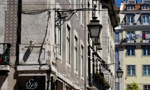 Zdjęcie PORTUGALIA / zachodnia część Półwyspu Iberyjskiego / Lizbona / Lizbona