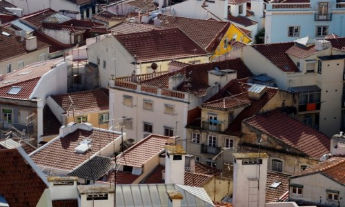 PORTUGALIA / zachodnia część Półwyspu Iberyjskiego / Lizbona / Lizbona