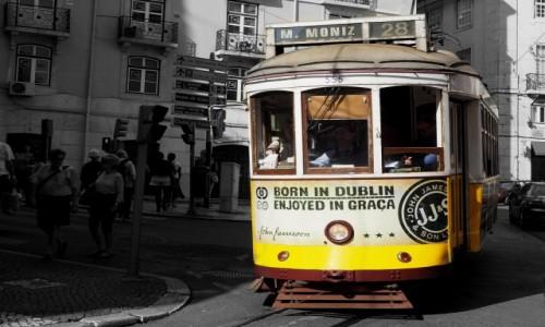 Zdjecie PORTUGALIA / zachodnia część Półwyspu Iberyjskiego / Lizbona / Lizbona