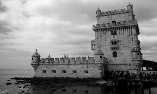 Zdjęcie PORTUGALIA / zachodnia część Półwyspu Iberyjskiego / Lizbona / Wieża Belem
