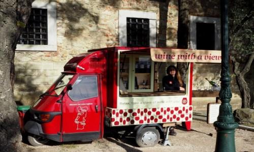 Zdjęcie PORTUGALIA / zachodnia część Półwyspu Iberyjskiego / Lizbona / Przerwa na winko?