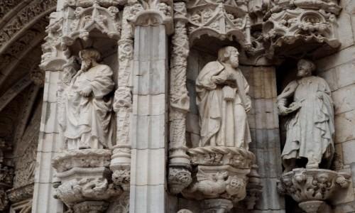 Zdjęcie PORTUGALIA / zachodnia część Półwyspu Iberyjskiego / Lizbona / Klasztor Hieronimitów