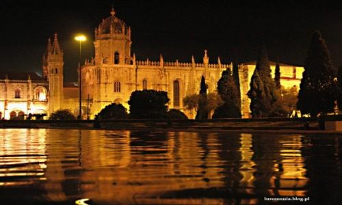 Zdjęcie PORTUGALIA / Lizbona / Klasztor Hieronimitów w Lizbonie / Klasztor Hieronimitów w Belem