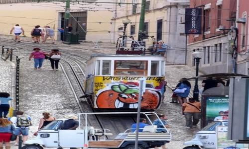 Zdjęcie PORTUGALIA / dystrykt Lizbona / Lizbona / Niby metropolia a jak klimatycznie
