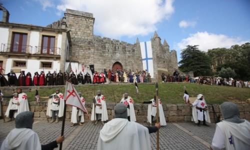 PORTUGALIA / Porto e Norte / Santa Maria da Feira / Podróż w czasy średniowiecza podczas festiwalu Viagem Medieval em Terra de Santa Maria