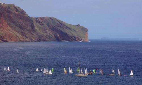 Zdjęcie PORTUGALIA / Madera / Funchal / Obok portu