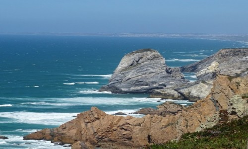 Zdjęcie PORTUGALIA / Park Narodowy Sintra-Cascais / Cabo da Roca / Cabo da Roca