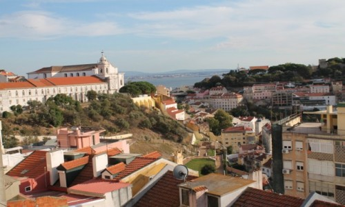 Zdjęcie PORTUGALIA / Lisbona / Lisbona / Lisbona