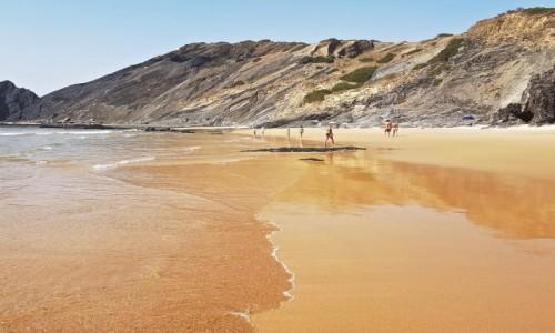 Zdjęcie PORTUGALIA / Algarve / Aljezur / wakacje...