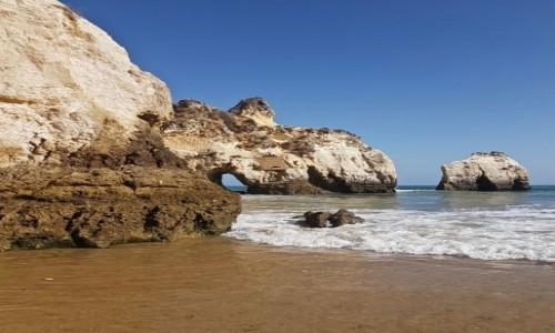 Zdjęcie PORTUGALIA / Algarve / Lagos / wakacje...