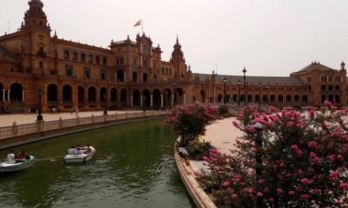 PORTUGALIA / Andaluzia / Sewilla / wakacje...