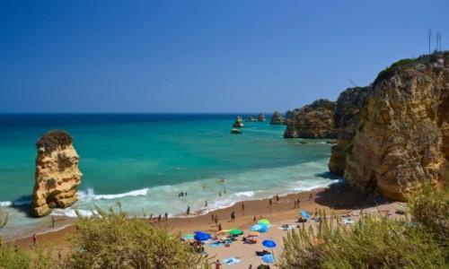 Zdjecie PORTUGALIA / Algarve / Lagos / wakacje...