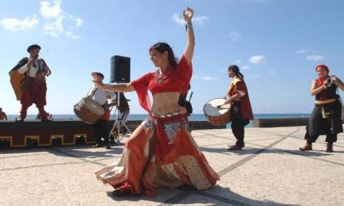 PORTUGALIA / Archipelag Madery / Porto Santo / Festival Colombo na wyspie Porto Santo
