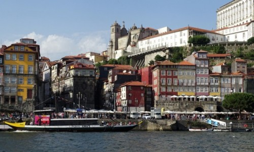 PORTUGALIA / P�noc / Porto- Ribeira / Z Douro