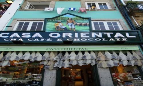 PORTUGALIA / P�noc / Porto / ... i  bacalhau, czyli dorsz wszechobecny
