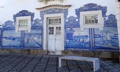 Zdjęcie PORTUGALIA / Północ / Aveiro / Stary dworzec