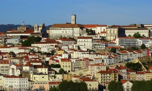 Zdjecie PORTUGALIA / Centrum / Coimbra / Kozia wie�a