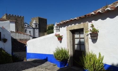 PORTUGALIA / Centrum / �bidos / Biel + indygo