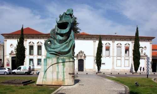 Zdjęcie PORTUGALIA / Baixo Vouga / Aveiro / Pomnik błog. Joanny Portugalskiej, patronki Aveiro