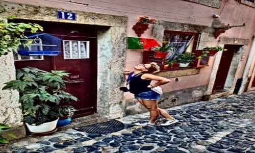 Zdjęcie PORTUGALIA / -p / Lizbona / Portugalia<3