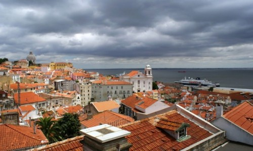 Zdjęcie PORTUGALIA / Lizbona / Lizbona / Lizbona
