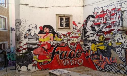 Zdjęcie PORTUGALIA / Centrum / Lizbona - Mouraria / Maria Severa