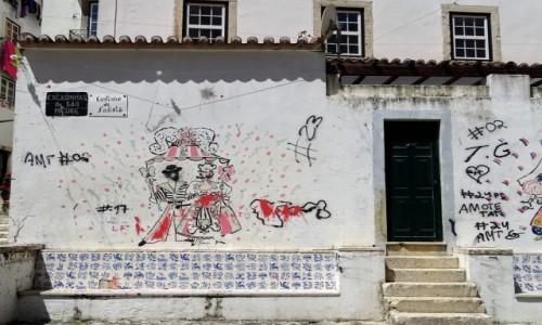 PORTUGALIA / Centrum / Lizbona  / Alfama