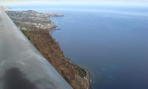 Zdjecie PORTUGALIA / Madera / Cabo Girao / mega klif Cabo