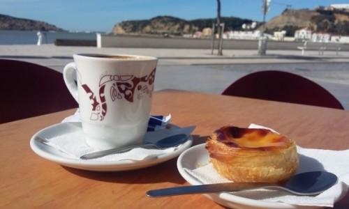 Zdjecie PORTUGALIA / - / San martino do porto / Pasteis de nata