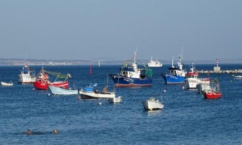 Zdjęcie PORTUGALIA / dystrykt Lizbona / Cascais / A mnie jest szkoda lata...