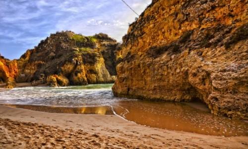 Zdjęcie PORTUGALIA / Algarve / Okolice Alvor / Praia dos Três Irmãos