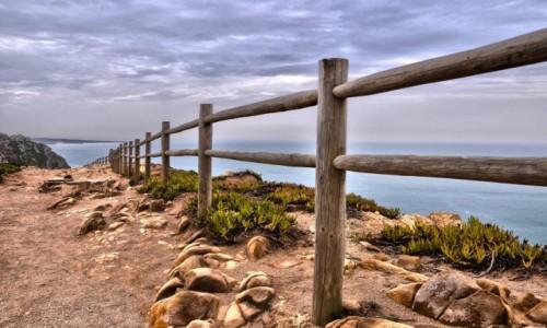 PORTUGALIA / Okolice Sintry / Cabo da Roca / Cabo da Roca
