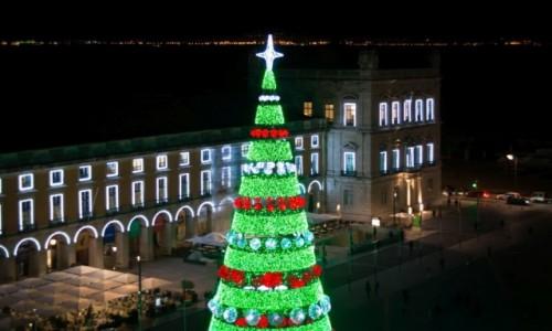PORTUGALIA / Lisboa / Lizbona / Świąteczna Lizbona
