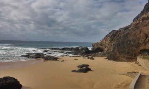 Zdjecie PORTUGALIA / porto santo / portro santo / ty odpoczywał Krzysiu  Kolumb