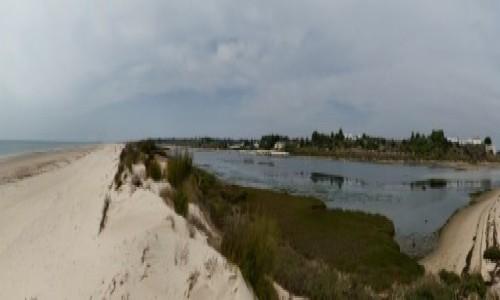Zdjęcie PORTUGALIA / Algarve / Fabrica i Cacela Velha / dzikie plaże wschodniego wybrzeża Algarve