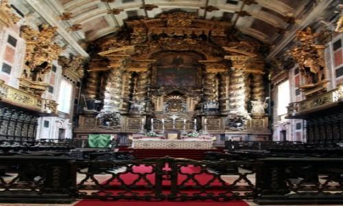 Zdjęcie PORTUGALIA / Porto / Katedra Se do Porto  / Kaplica św. Wincentego