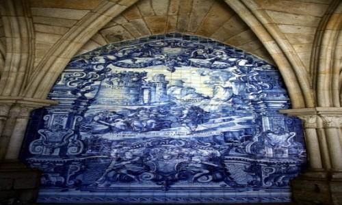 Zdjęcie PORTUGALIA / Porto / Katedra Se do Porto  / Opowieść